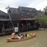 パタヤの水上マーケットが意外と良い?   タイ移住生活情報