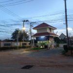 タイのビレッジ:ムーバーンの一戸建ての家=海外移住のための不動産