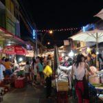 パタヤの北:ナクルアにもあるウィークエンドマーケット=海外移住のブログ