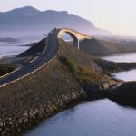 ノルウェーの世界で最も美しい道が世界で最も恐ろしい道だった!