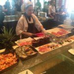 バンコクのノボテルホテルのランチビュッフェは美味しくてオススメ!
