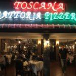 パタヤの美味しいイタリア料理レストラン・トスカーナのメニュー紹介:タイ旅行情報