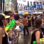 2018年タイのソンクラン:水掛祭りを楽しむための12の注意点!バンコク・パタヤ・チェンマイの日程