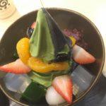 """タイで美味しい和菓子と言えば和風カフェ""""京ロール園""""バンコクやパタヤのあんみつが最高!"""