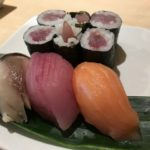バンコクで有名な竹亭の日本食の食べ放題ビュッフェを食べる?そのレポート