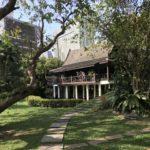 バンコク観光の休憩にも!美しい庭園のスワンパッカード宮殿博物館:海外旅行FP